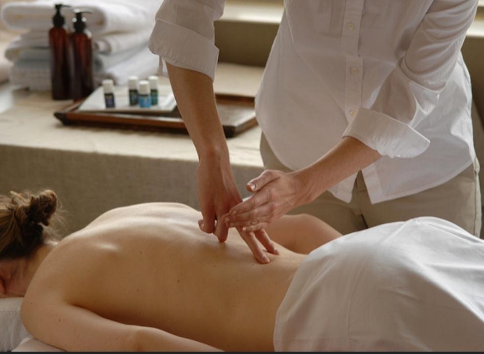 Massage Mensch